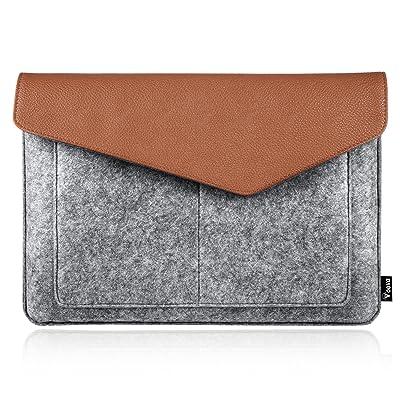 Voova 11.6-12.5 Inch Tablet Sleeve, Slim 12 Inc...