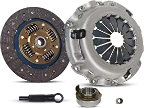Clutch Kit Works With Mazda Rx-8 Grand Touring Gt R3 Sport 40th Anniversary Edition Base Shinka 2004-2011 1.3L R2 GAS Naturally Aspirated (Rotary 13B-Msp 6 Speed)