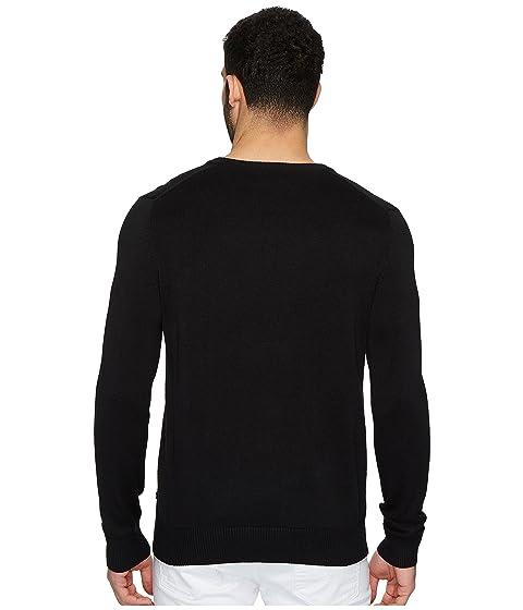 Black True con cuello Suéter V 12 Nautica en Guage 7wzC6q8