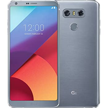 """LG LGH870.ADECPL G6 – Smartphone de 5,7 """"(QHD Plus Full Vision, 32GB ROM, 4GB RAM, Android 7.0) Color Platinum: Amazon.es: Electrónica"""