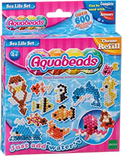 AQUABEADS Sea Life Set, Multi-Colour
