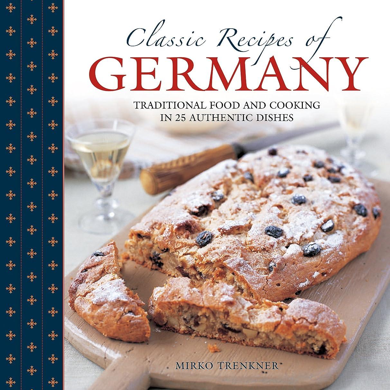 運動まつげ警察Classic Recipes of Germany (English Edition)