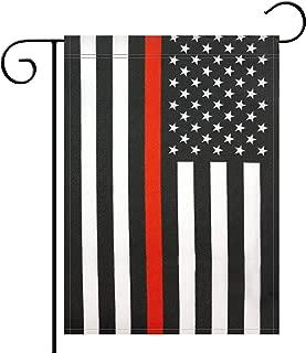 firefighter remembrance flag
