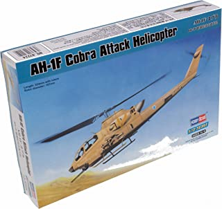 Hobby Boss AH-1F Cobra Attack Helicopter Model Building Kit