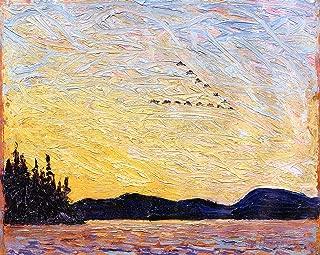 Tom Thomson Round Lake, Mud Bay Art Gallery of Ontario - Toronto 30