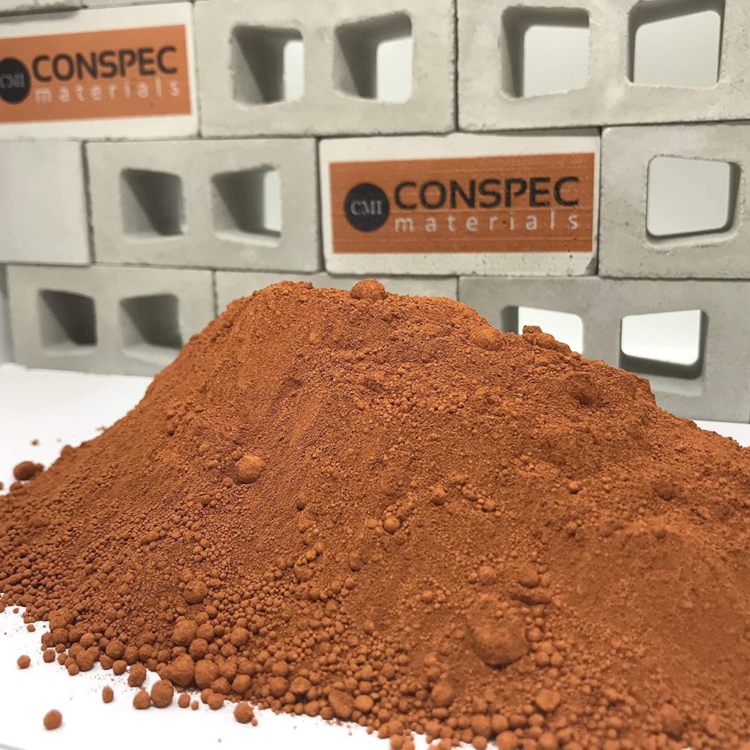 Conspec 1 Lbs. Terracotta Powdered Cement Color Minneapolis Mall M shopping for Concrete