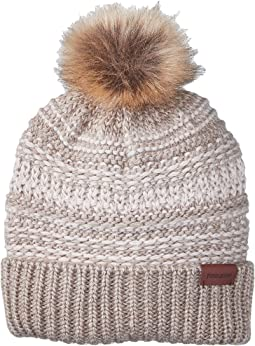 Pendleton - Faux Fur Pom Beanie