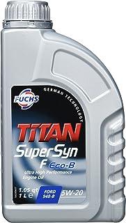 Fuchs 600892029 Motoröl Titan Supersyn F ECO B 5W 20 1L