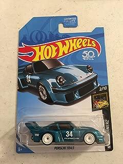Hot Wheels 2018 Super Treasure Hunt Porsche 934.5 [Nightburnerz Series 2/10]