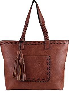 Concealed Carry Purse - Locking Cora Stitched Gun Tote by Lady Conceal