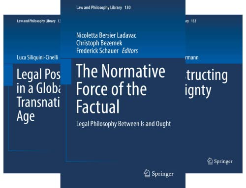Law and Philosophy Library (101-106) (6 Book Series)