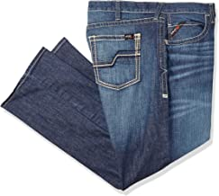 ARIAT Men's Flame Resistant M5 Slim Fit Straight Leg Jean
