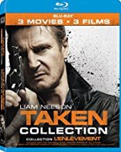 Taken 3 Movie Collection (Bilingual) [Blu-ray]
