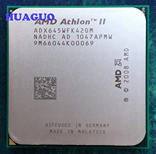 AMD Athlon II X4 645 3.1 GHz Quad-Core CPU procesador adx645wfk42gm Socket AM3