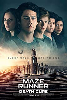 newhorizon Maze Runner The Death Cure Movie Poster 17'' x 25'' NOT A DVD