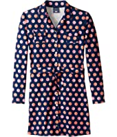 Toobydoo - Dot Party Shirtdress (Toddler/Little Kids/Big Kids)