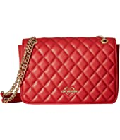 LOVE Moschino - Super Quilted Shoulder Bag