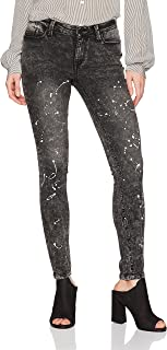 Women's Washed Down Painter Skinny Jean