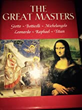 Great Masters (Library of great masters) by Vasari, Giorgio (1986) Hardcover