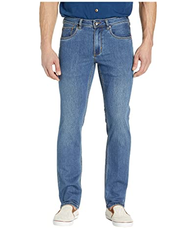 Tommy Bahama Antigua Cove Vintage Jeans (Medium Indigo Wash) Men
