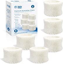 Fette Filter - Humidifier Wicking Filters Compatible with Honeywell HAC-504AW, Filter A for Models HAC-504 and Other Cool ...