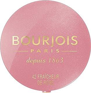 Bourjois, Little Round Pot Blusher. 42 Fraicheur de rose. 2.5 g – 0.09 oz