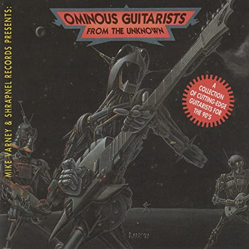 Ominous Guitarists from the Unknown