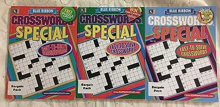 blue ribbon crossword