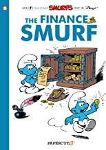 The Smurfs #18: The Finance Smurf (The Smurfs Graphic Novels) (English Edition)