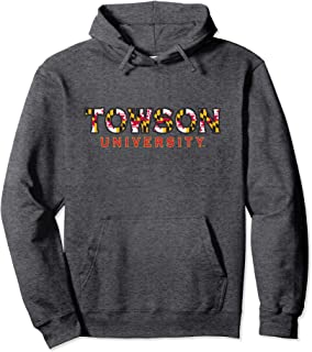 Best Towson University Tigers NCAA Hoodie X3tw Review