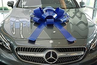 CarBowz Big Blue Car Bow, Giant 30