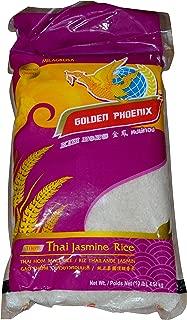 Golden Phoenix Pure Jasmine Rice From Thailand 10 Pound