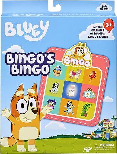 Bluey 13034 Bingo Games