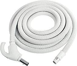 Cen-Tec Systems 91353 Central Vacuum Hose, 40 Ft, Light Gray