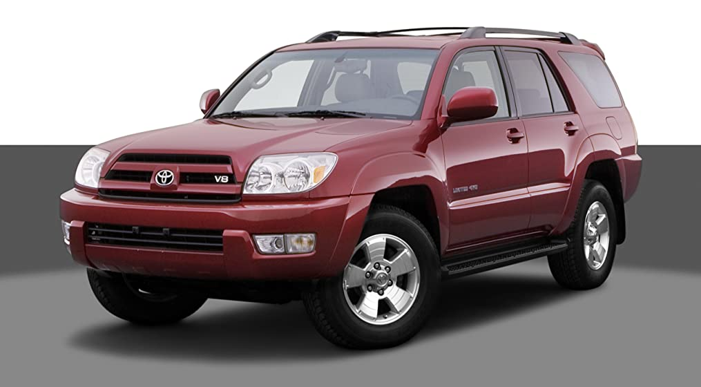 2005 toyota 4runner reviews images and specs. Black Bedroom Furniture Sets. Home Design Ideas