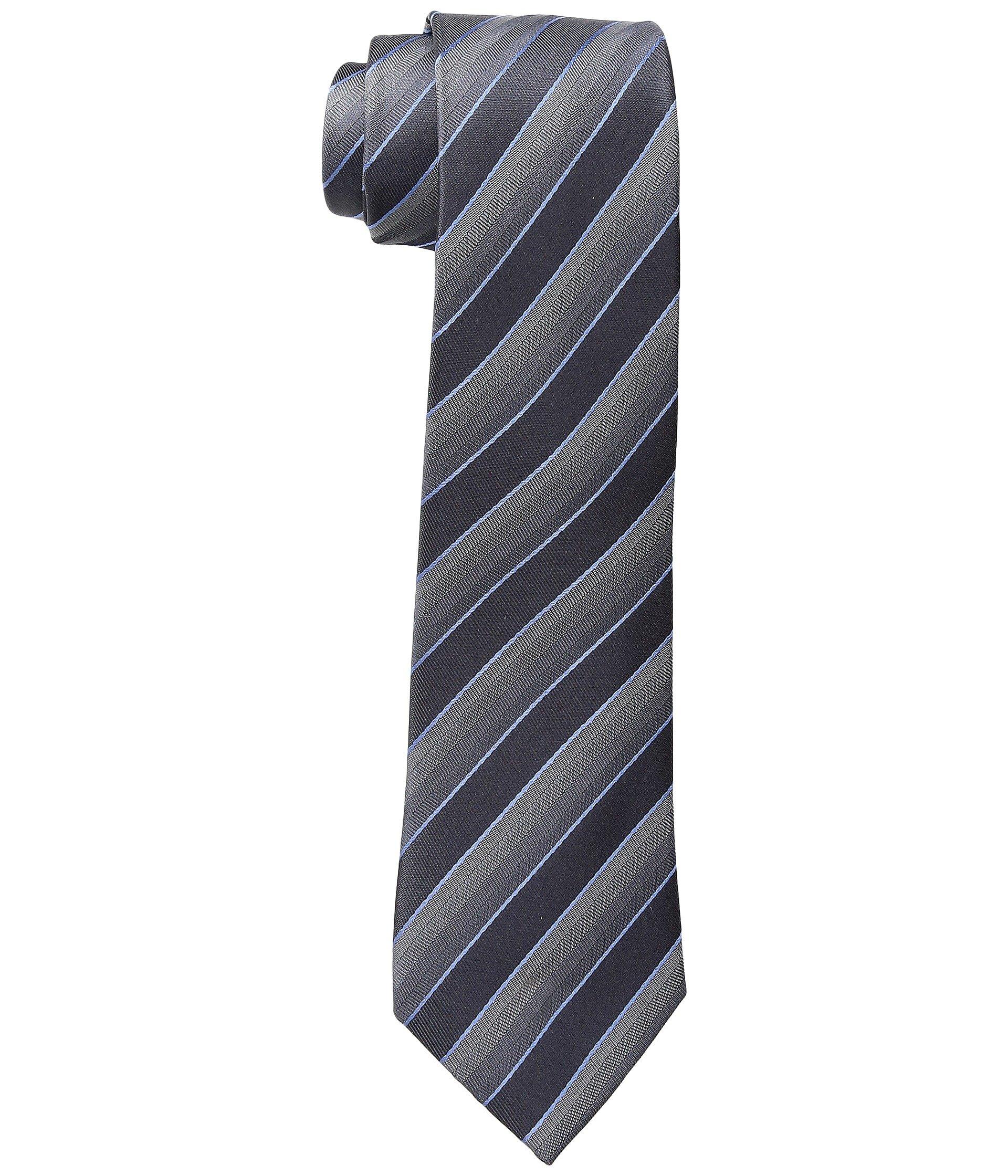 Corbata para Hombre Kenneth Cole Reaction Veloutine Stripe  + Kenneth Cole Reaction en VeoyCompro.net