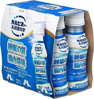 アサヒ飲料 「届く強さの乳酸菌」W(ダブル)「プレミアガセリ菌CP2305」 100ml ×6本 機能性表示食品