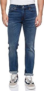 بنطلون جينز ضيق للرجال من Levi's 511TM ، اللون: كانيون داكن، المقاس: 30W / 32L