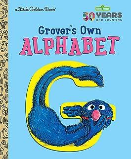 LGB Grover's Own Alphabet (Sesame Street)