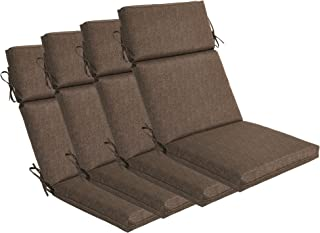 Amazon Com Set Of 4 Cushions Patio Seating Patio Lawn Garden