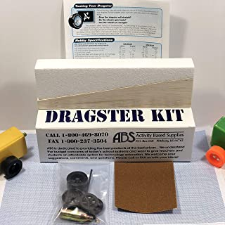 co2 dragsters kits