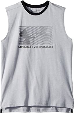 Under Armour Kids Novelty Muscle Tank Top (Big Kids)