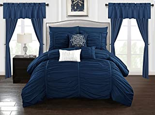 Best navy ruched bedding Reviews