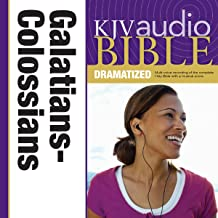 colossians audio kjv