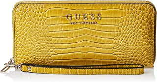 GUESS Womens Purse, Yellow - CG743546