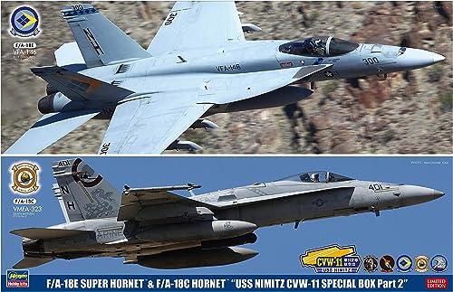marca Hasegawa SP3671 SP3671 SP3671 72fa18e Super fa18C Hornet, USS Nimitz, 2BAUS. Plástico Maqueta de, Modelo Ferrocarril Accesorios, Hobby, de construcción  punto de venta en línea