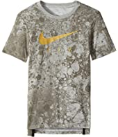 Nike Kids - Dry LunarFly Droptail Tee (Little Kids/Big Kids)