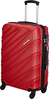 United Colors of Benetton Roadster Hardcase Luggage ABS 68 cms Red Hardsided Check-in Luggage (0IP6HAB24B02I)