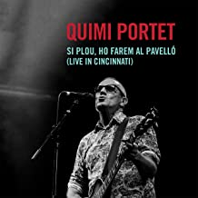 Si Plou, Ho Farem Al Pavelló (Live In Cincinnati) Preventa Firmada