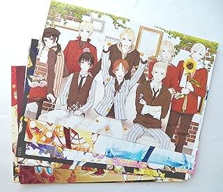 8 pcs Anime Axis Power Hetalia Poster Prints Set #1 ~ US Seller~